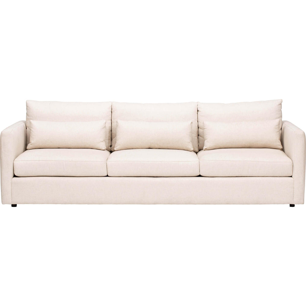 Kennedy Grand Sofa, Crevere Cream