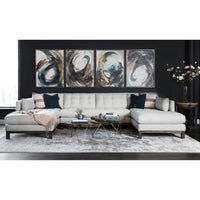 Stir About III Framed - Accessories Artwork - High Fashion Home