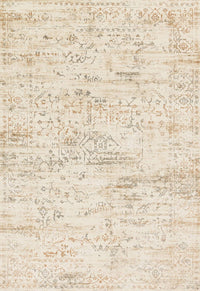 Loloi Rug Kingston KT-01 Cream/Multi - Rugs1 - High Fashion Home