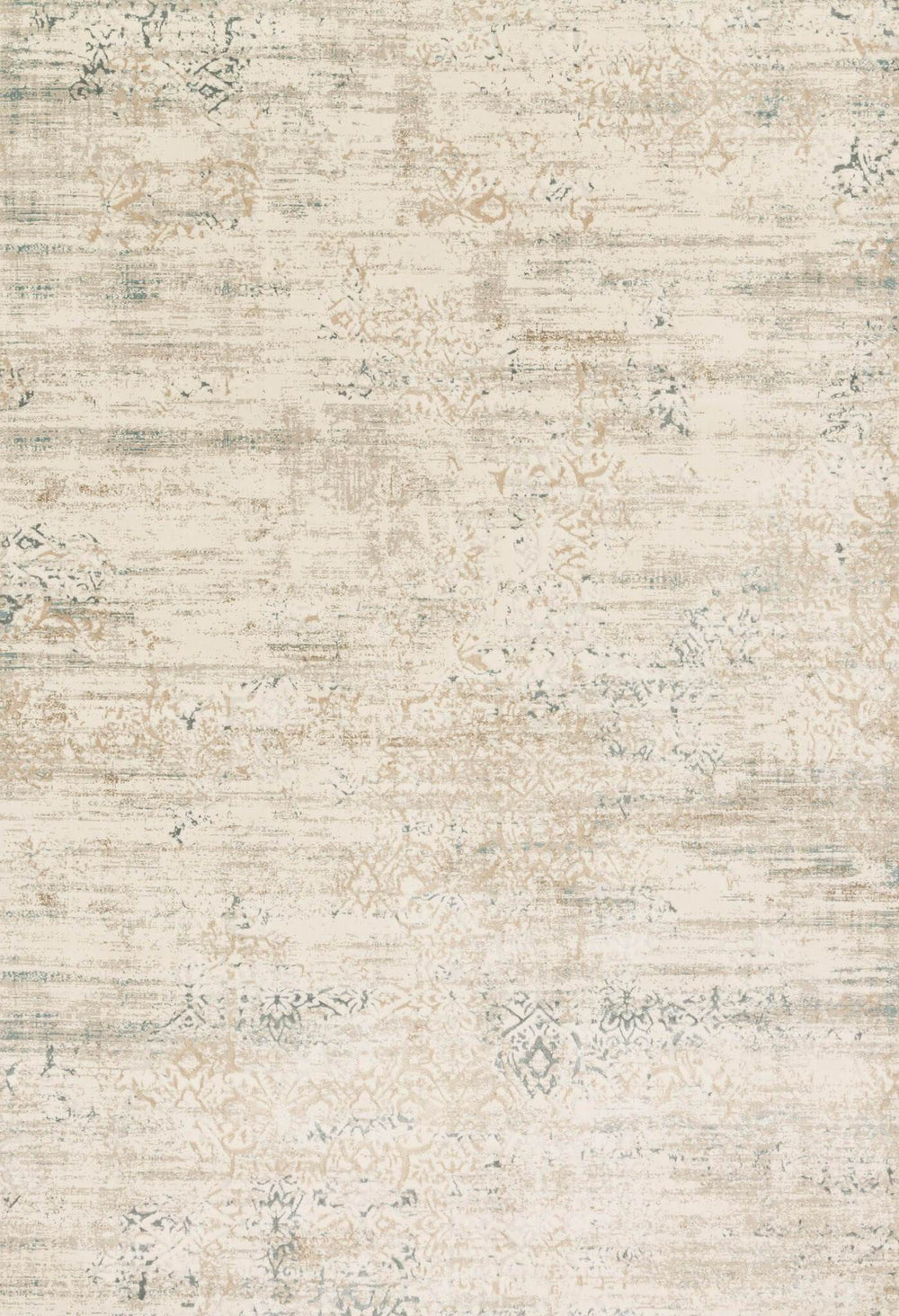 Loloi Rug Kingston KT-02 Ivory/Stone - Accessories - Rugs - Loloi Rugs