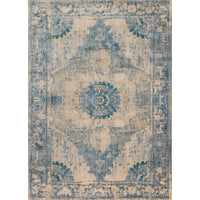 Loloi Magnolia Home Rug Kivi KV-02 Sand/Sky - Rugs1 - High Fashion Home
