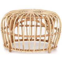 Laguna Rattan Bunching Table - Furniture - Accent Tables - High Fashion Home
