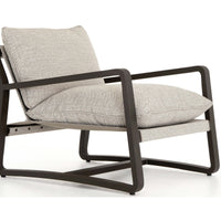 Lane Outdoor Chair, Faye Ash