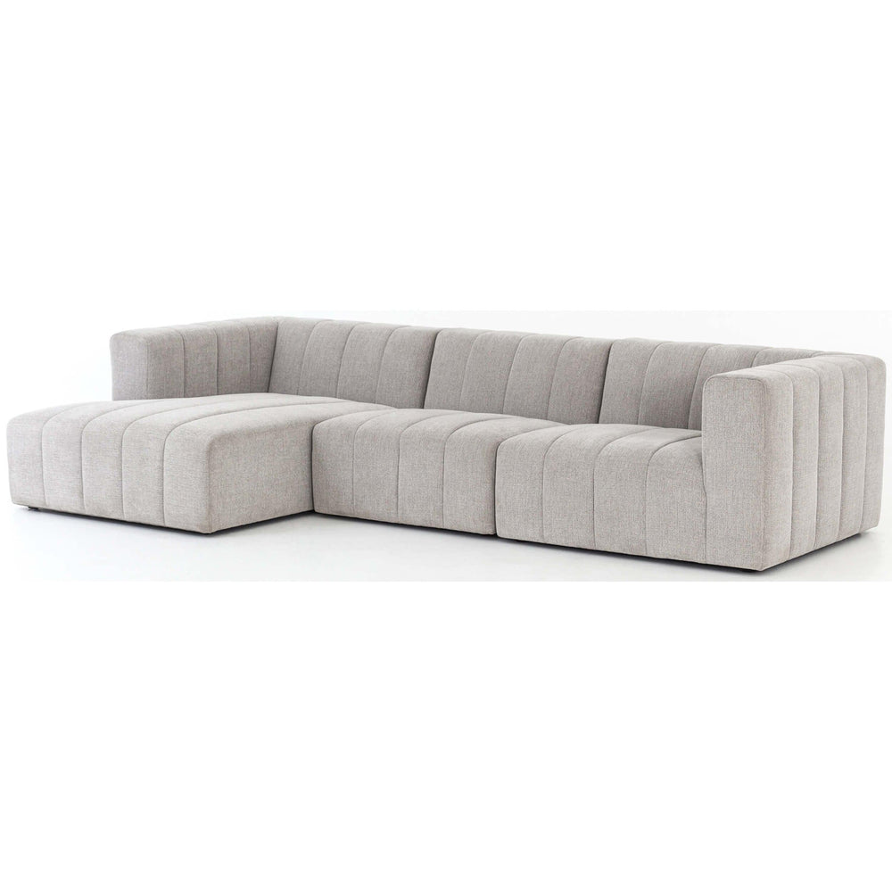Langham Sectional - Modern Furniture - Sectionals - High Fashion Home