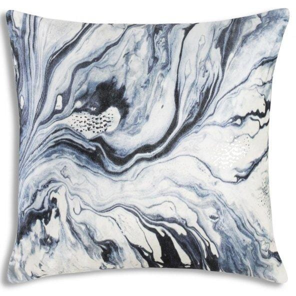Cloud 9 Lapis Pillow - Accessories - High Fashion Home