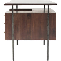 Lauren Desk - Furniture - Office - High Fashion Home