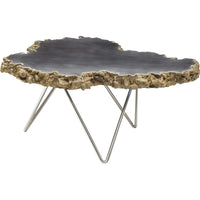 Lava Coffee Table, Large - Furniture - Accent Tables - Coffee Tables
