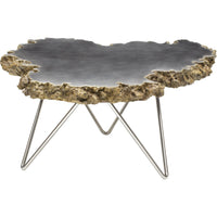 Lava Coffee Table, Small - Furniture - Accent Tables - Coffee Tables