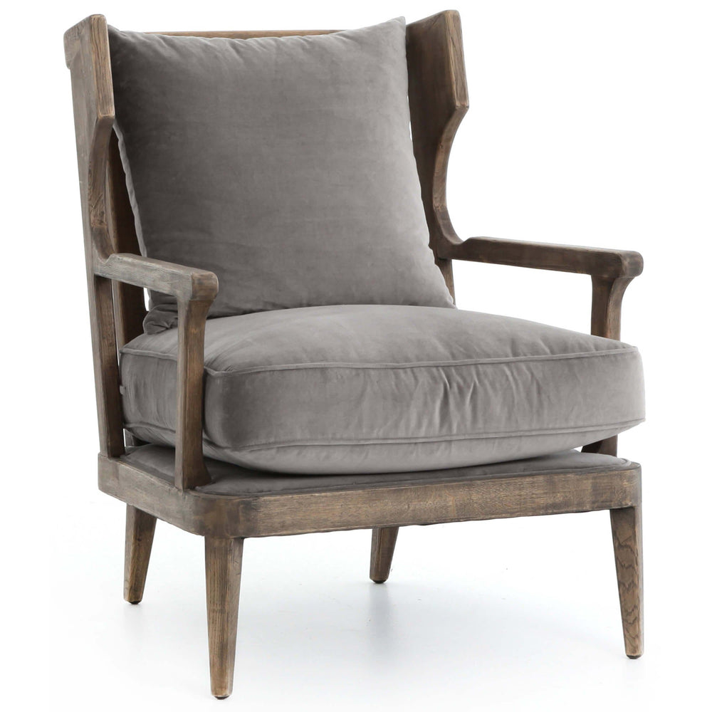 Lennon Chair, Imperial Mist - Furniture - Chairs - Leather