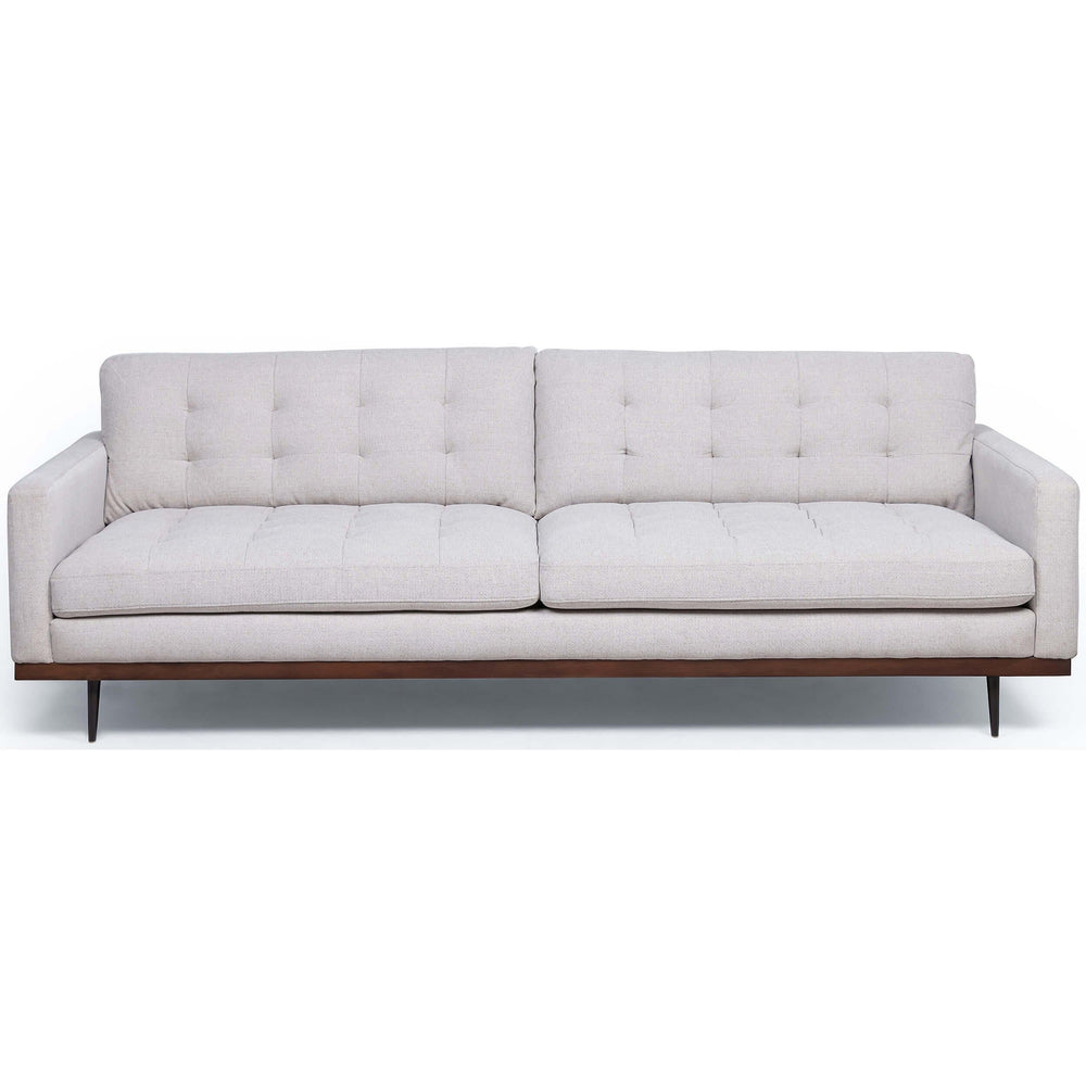 Lexi Sofa, Perpetual Pewter - Modern Furniture - Sofas - High Fashion Home