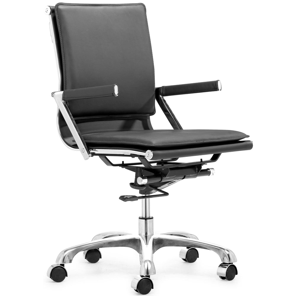 Lider Plus Office Chair, Black - Furniture - Office - Chairs