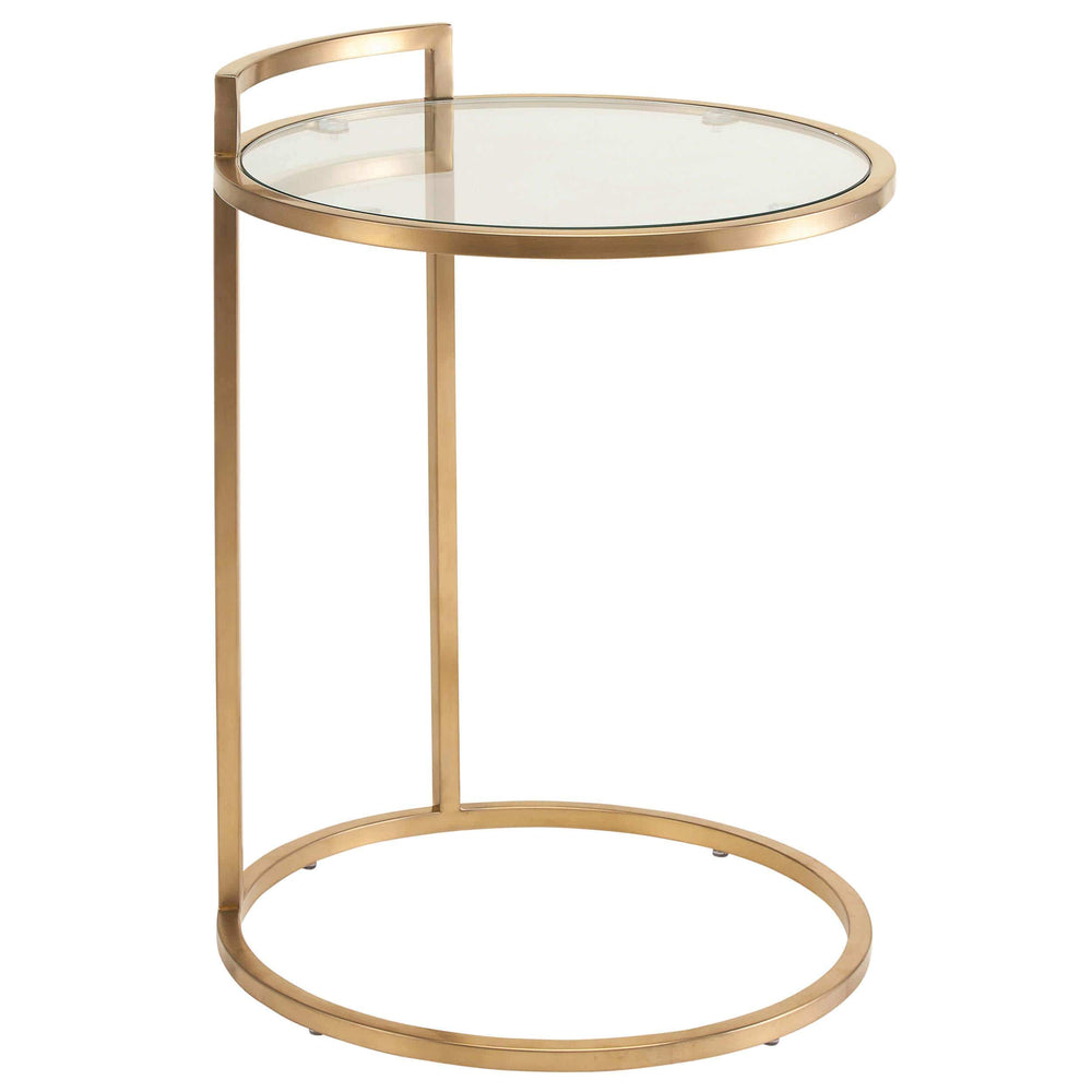 Lily Side Table - Furniture - Accent Tables - High Fashion Home