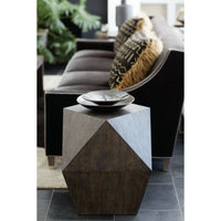 Linea Angular End Table - Furniture - Accent Tables - High Fashion Home