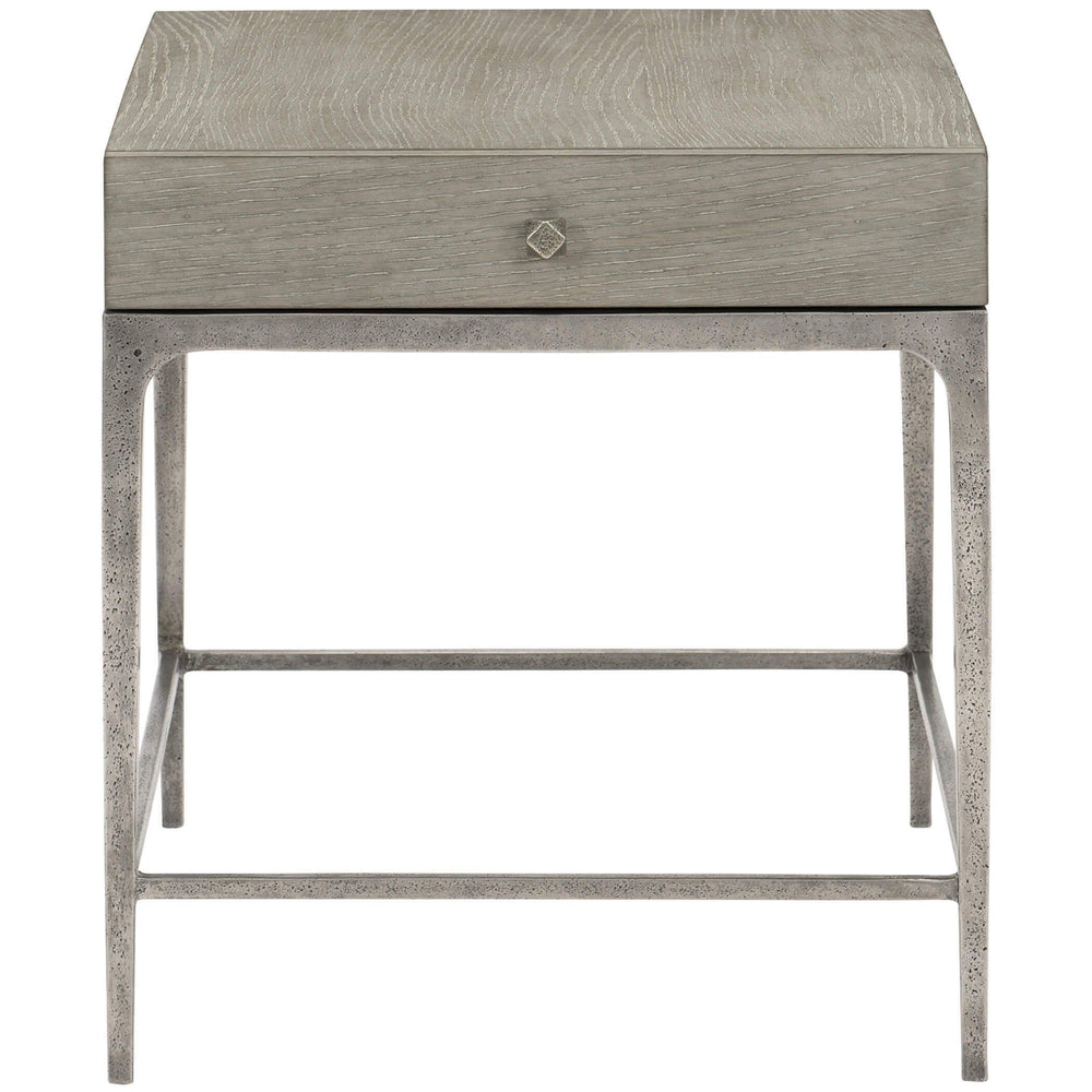 Linea End Table - Furniture - Accent Tables - High Fashion Home