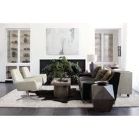 Linea Rectangular Cocktail Table - Furniture - Accent Tables - High Fashion Home