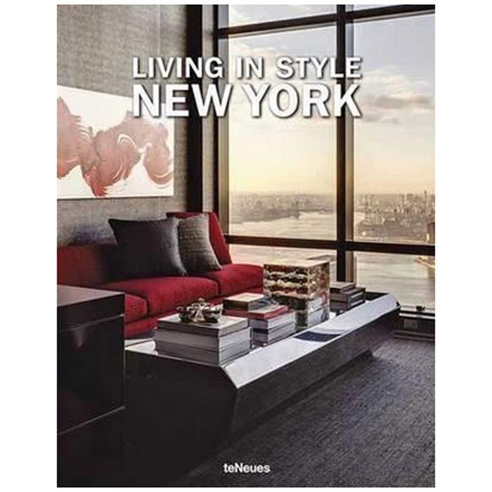 Living In Style New York  - Gifts - Books