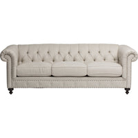 London Club Sofa  - Furniture - Sofas - Fabric