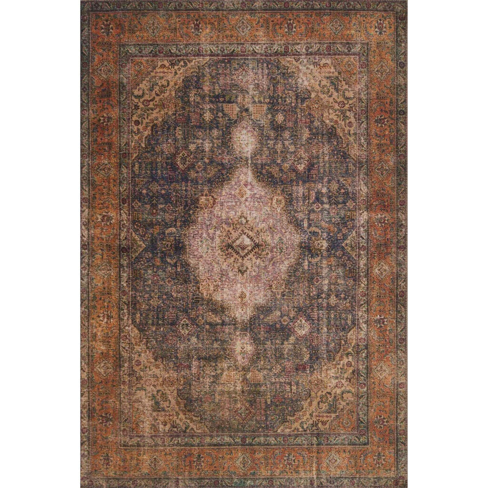 Loloi Rug Loren LQ-02 Plum/Multi - Rugs1 - High Fashion Home