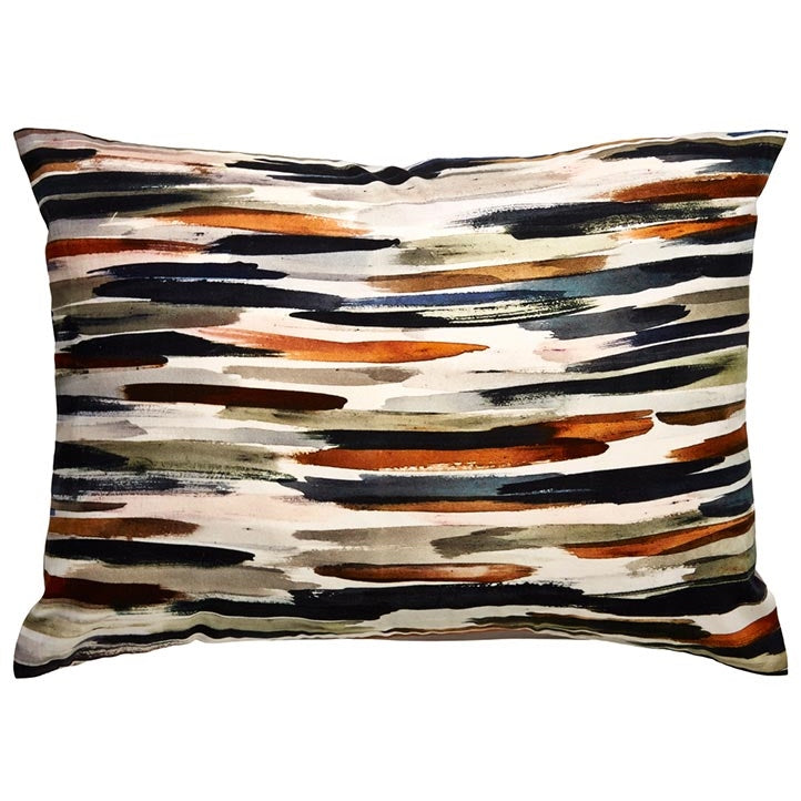 Luli Sanchez En Casa Brush Pillow - Accessories - Pillows