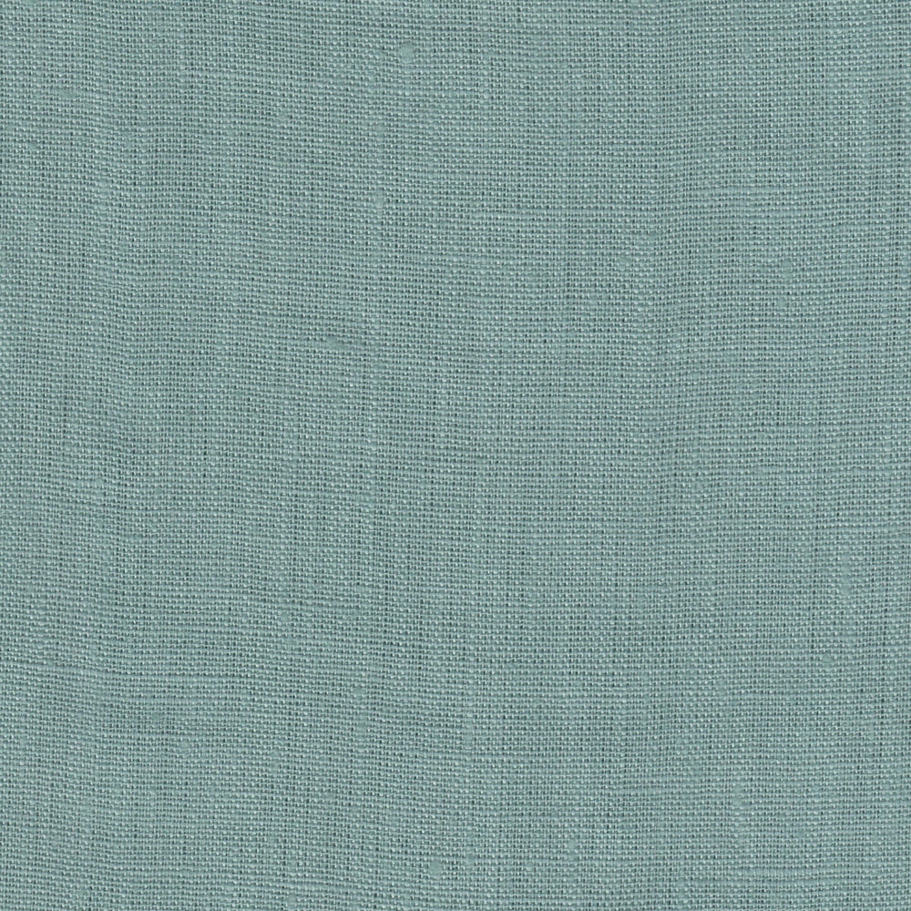 Grace Linen, Faded Turquoise - Fabrics - High Fashion Home