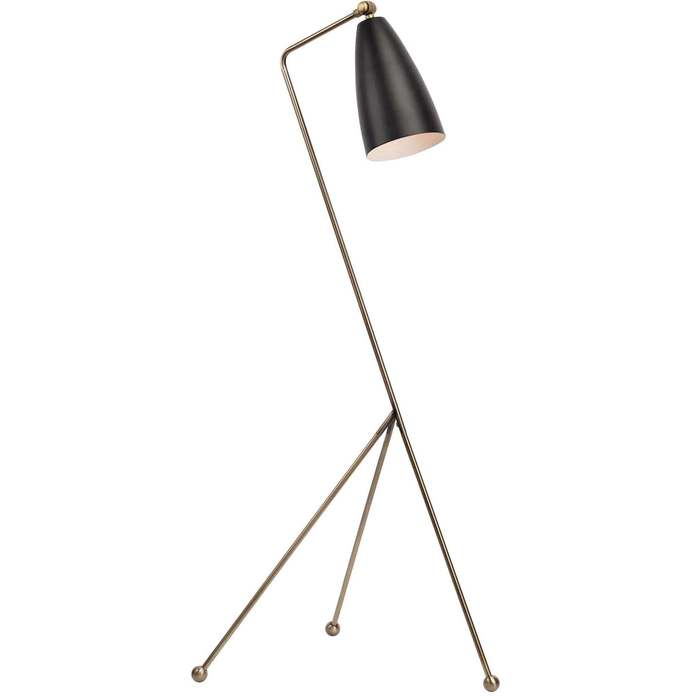 Lucille Floor Lamp - Lighting - High Fashion Home