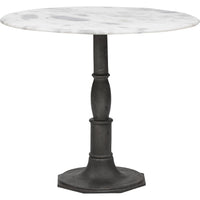 Lucy Bistro Table, Carbon Wash  - Furniture - Accent Tables - End Tables