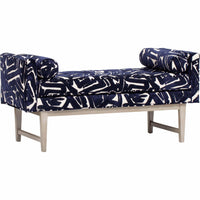 Ludwig Bench, 300322-48 - Furniture - Chairs - High Fashion Home