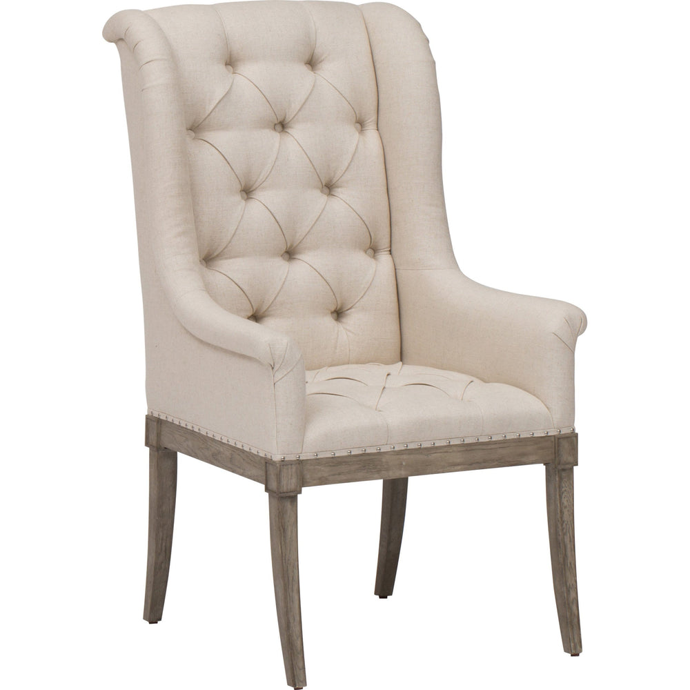 Marquesa Host Dining Chair - Furniture - Dining - High Fashion Home