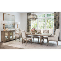 Marquesa Side Chair - Furniture - Dining - Chairs & Benches
