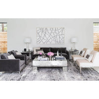 Peace Sign, Silver - Accessories - High Fashion Home
