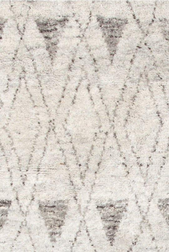 Masinissa Hand - Knotted Rug - Accessories - High Fashion Home