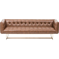 Matisse Leather Sofa - Furniture - Sofas - Leather