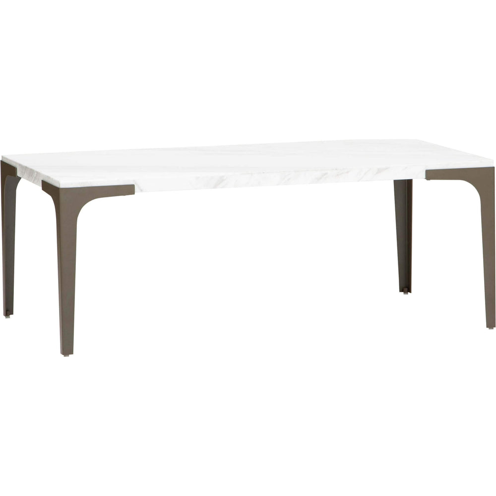 Mercer Rectangular Cocktail Table - Furniture - Accent Tables - High Fashion Home