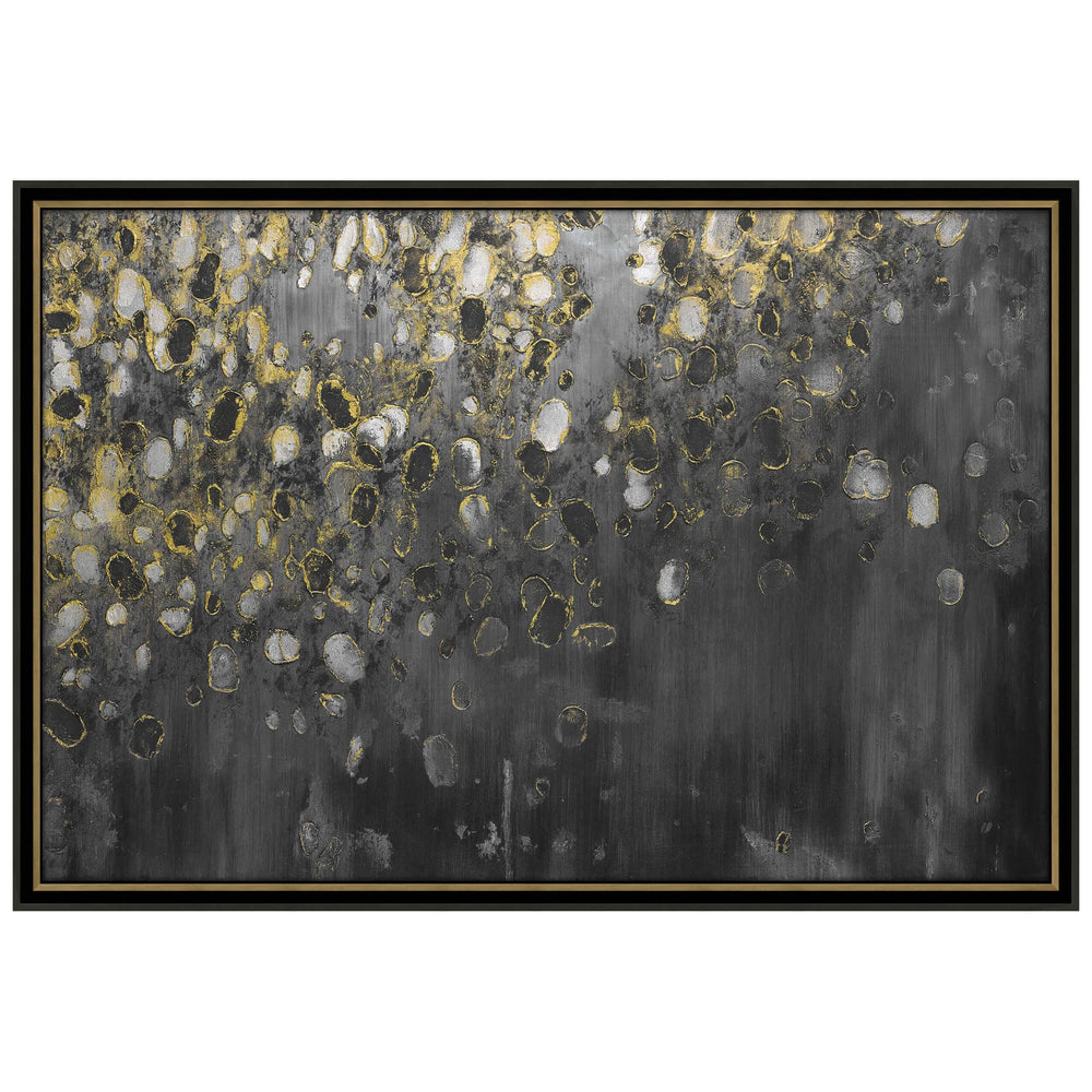 Meteor Shower Framed - Accessories Artwork - High Fashion Home