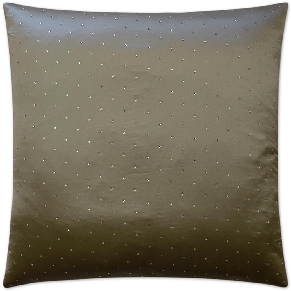 Milky Way Pillow, Truffle - Accessories - High Fashion Home