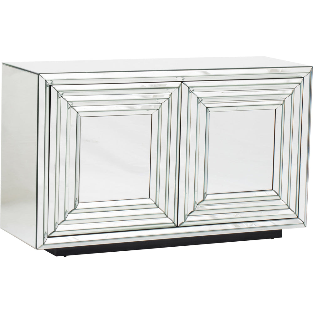 Millenium Mirrored Console - Furniture - Storage - Dining