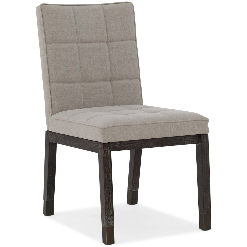 Miramar Aventura Cupertino Upholstered Side Chair - Furniture - Dining - Chairs & Benches