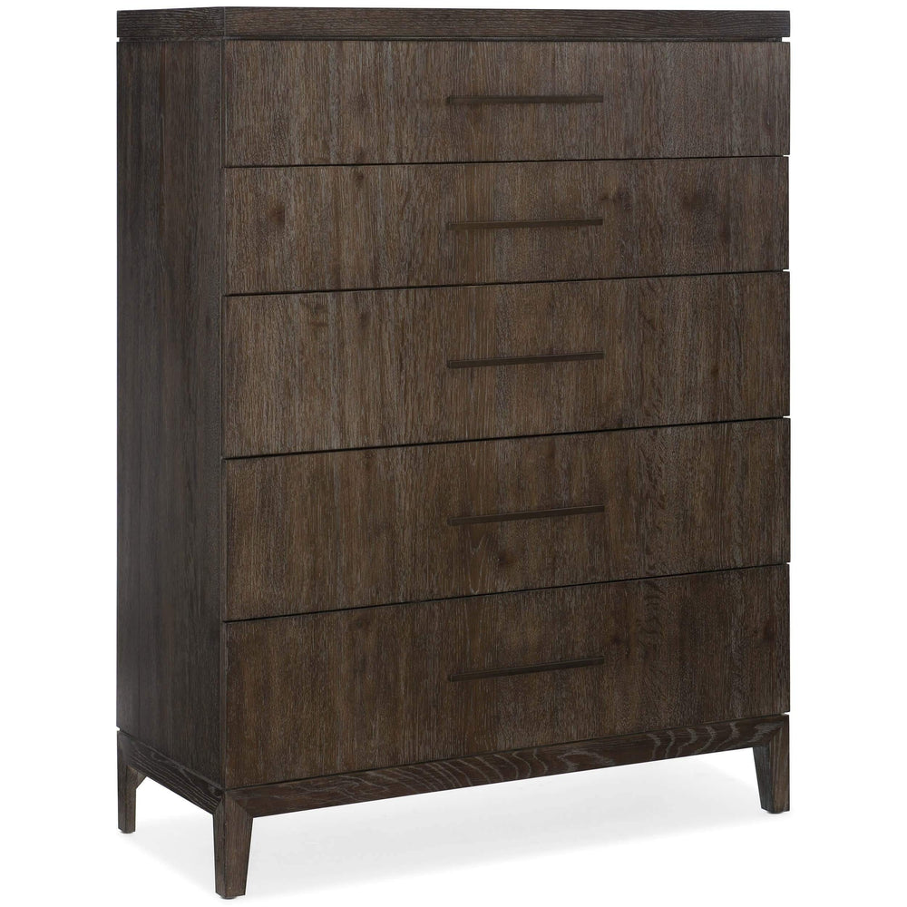 Miramar Aventura Manet Five Drawer Chest  - Furniture - Bedroom - Storage