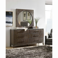 Miramar Aventura Raphael Six Drawer Dresser - Furniture - Bedroom - High Fashion Home
