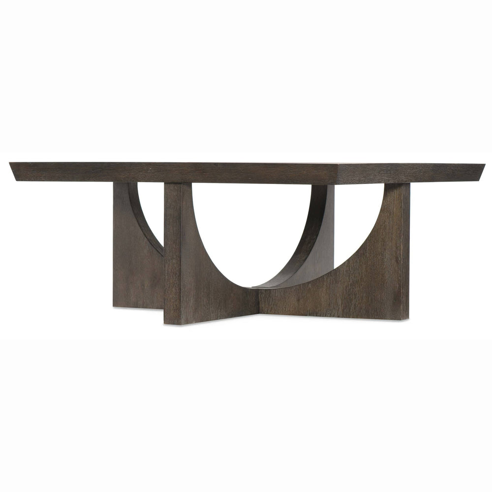 Miramar Aventura Tomasso Square Cocktail Table - Modern Furniture - Coffee Tables - High Fashion Home