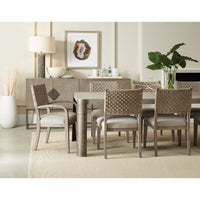 Miramar Carmel Rosetti Dining Table - Modern Furniture - Dining Table - High Fashion Home