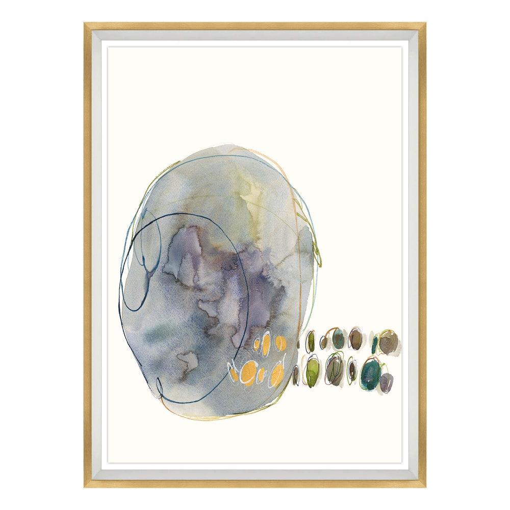 Modern Abstract V Framed - Accessories Artwork - High Fashion Home