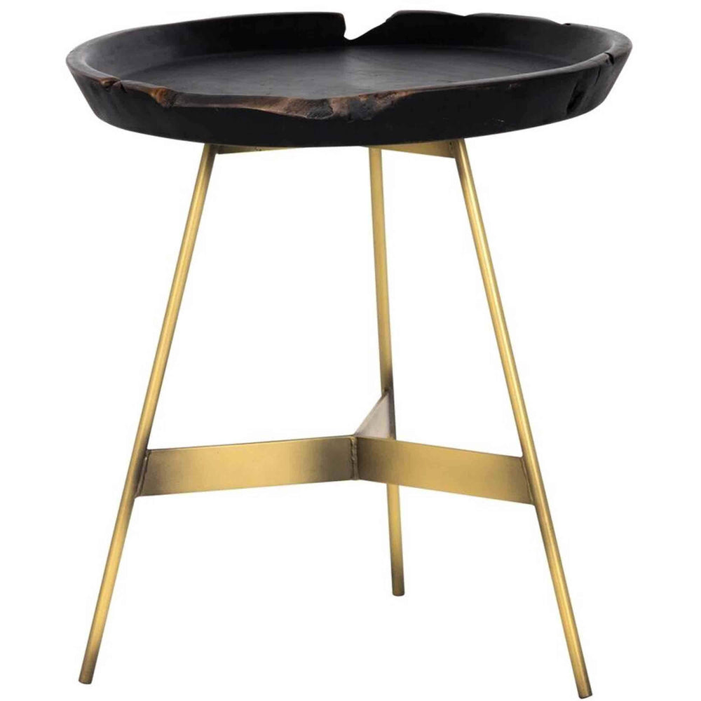 Montoya Side Table - Furniture - Accent Tables - High Fashion Home