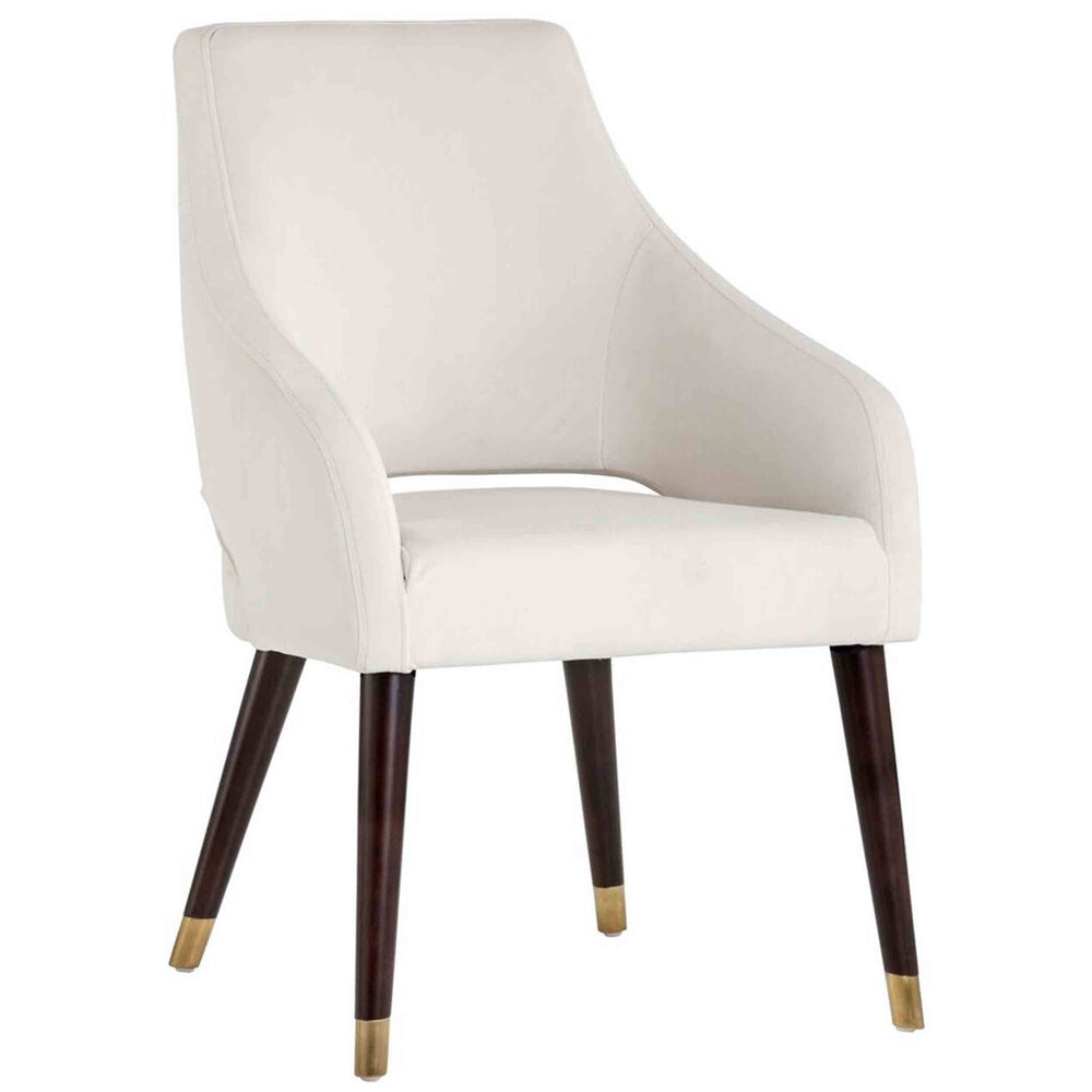 Adelaide Dining Chair, Calico Cream