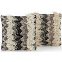 Multi-Fringe Pillow (Set of 2) - Accessories - What's New