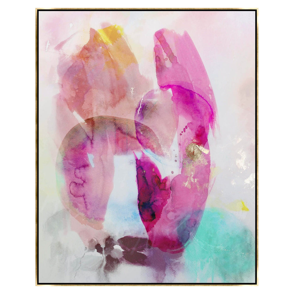 My Heart is Yours Framed - Accessories Artwork - High Fashion Home