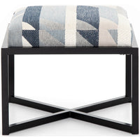Nadia Accent Stool - Furniture - Dining - High Fashion Home