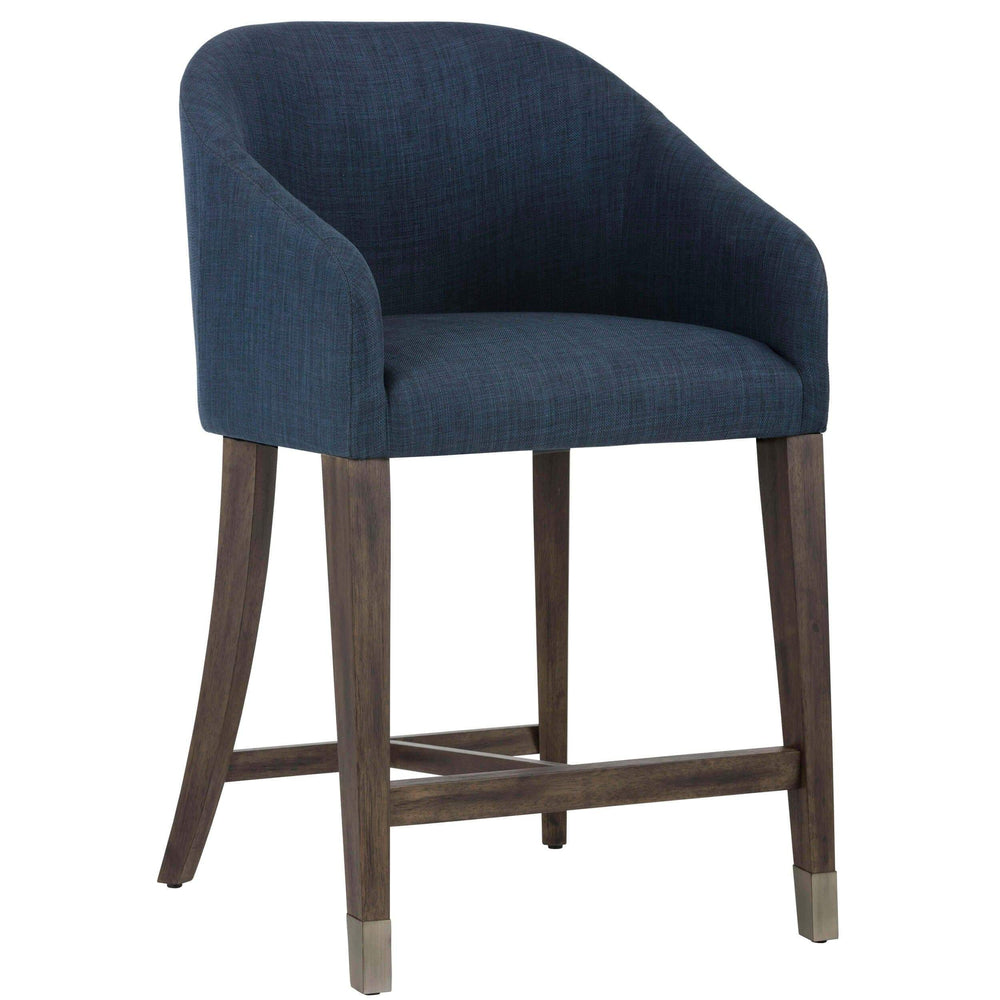 Nellie Counter Stool, Arena Navy  - Furniture - Sunpan