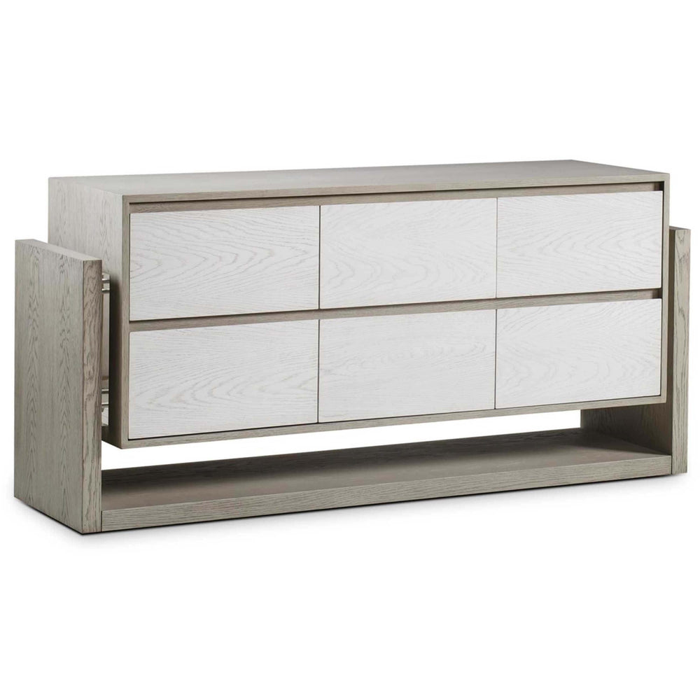 Newman 6 Drawer Chest - Furniture - Bedroom - High Fashion Home