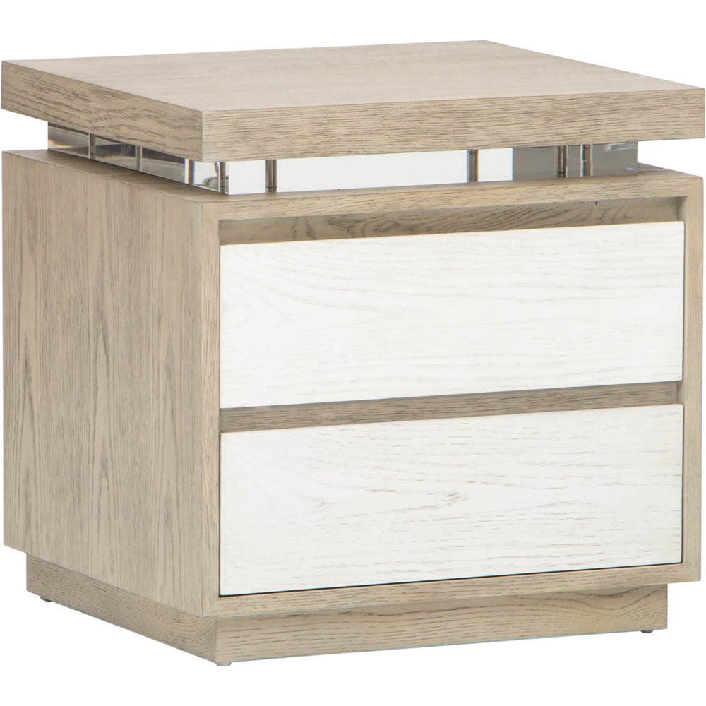 Newman Nightstand - Furniture - Bedroom - High Fashion Home